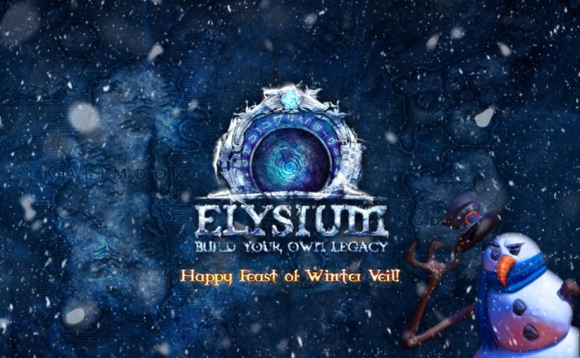 The Elysium Project & Nostalrius: Gold, Powerleveling