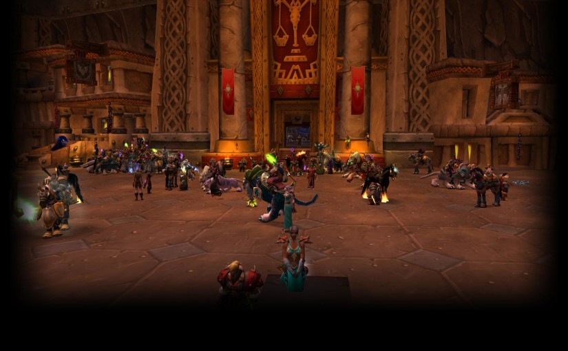 Northdale, Nethergarde and the Future of Classic WoW