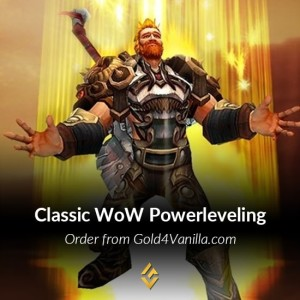 Classic WoW Powerleveling Services on Gold4Vanilla